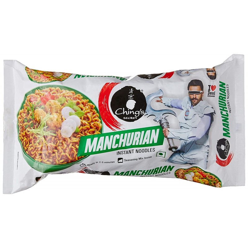 CHINGS MANCHURIAN INSTANT NOODLES 240GM