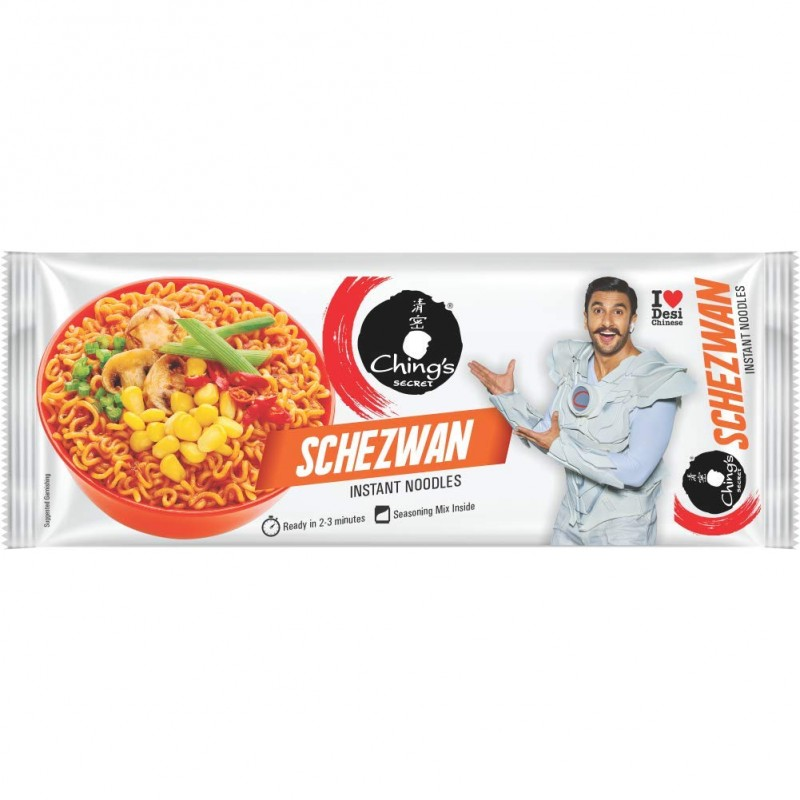 CHINGS SCHEZWAN INSTANT NOODLES 240GM