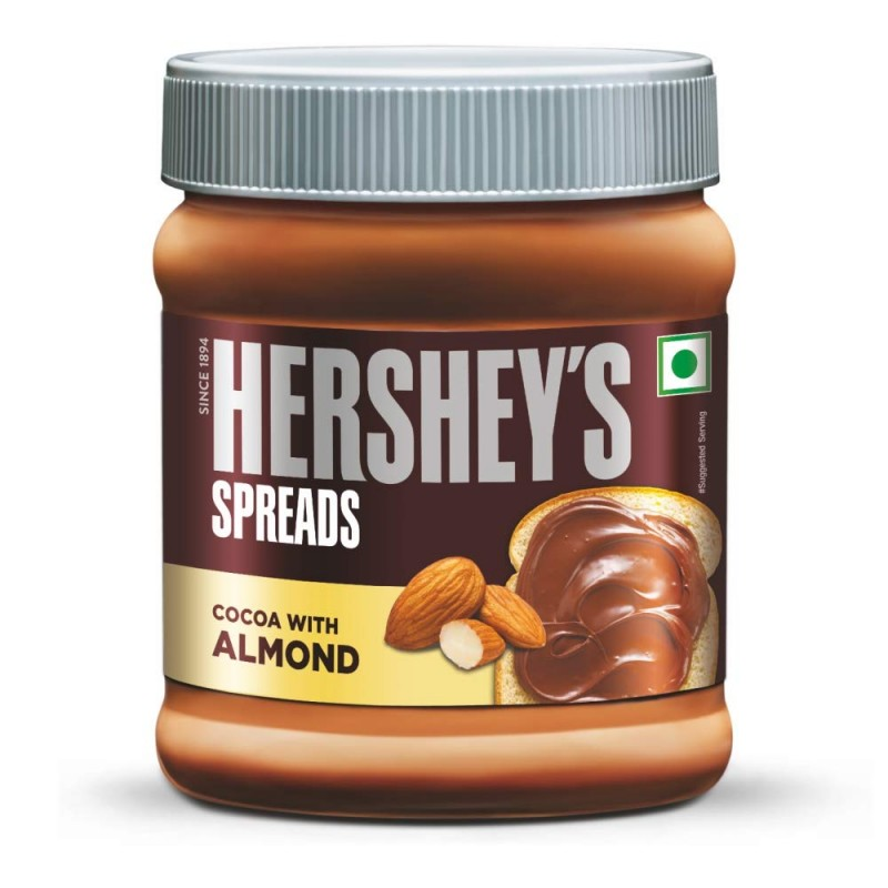 HERSHEY'S SPREADS (COCOA WITH ALMOND) 150GM
