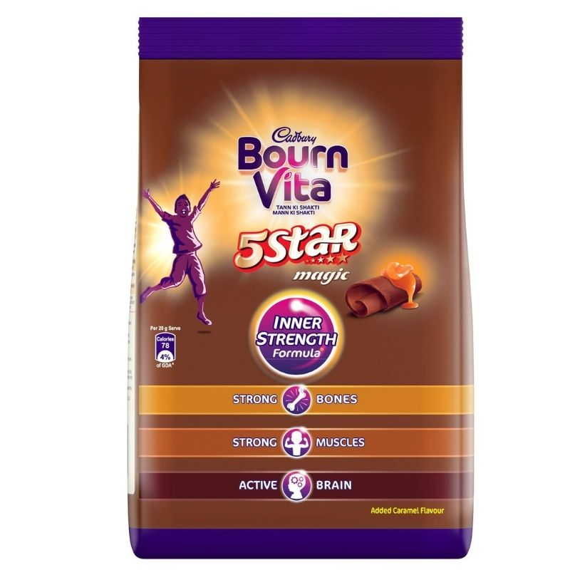 Cadbury 5 Star Magic Health Drink Pack